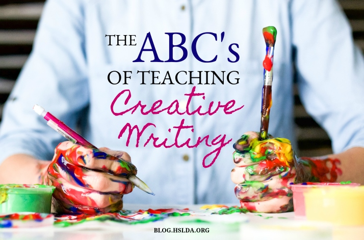OR - The ABCs of Teaching Creative Writing - SJ - HSLDA Blog